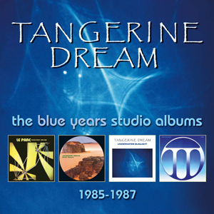 Foto von The Blue Years Studio Albums (1985-1987)