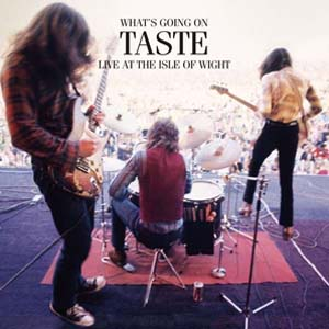 Cover von What's Going On: Taste Live At The Isle Of Wight