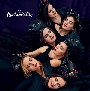 Cover von Tautumeitas (ltd. col. vinyl)