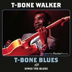 Foto von T-Bone Blues + Sings The Blues (+5 Bonustracks)