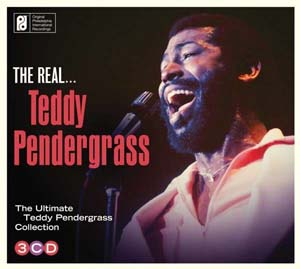 Foto von The Real ... Teddy Pendergrass