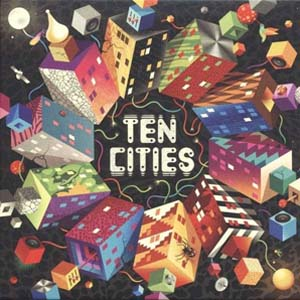 Cover von Ten Cities