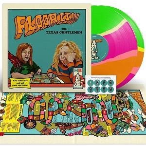 Foto von Floor It!!! (lim.ed. 3-Colored Vinyl, Gatefold.)