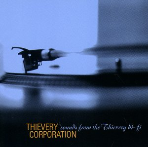 Cover von Sounds From The Thievery Hi-Fi
