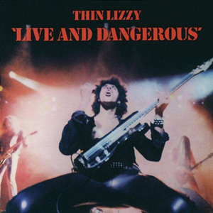 Cover von Live And Dangerous (180g)