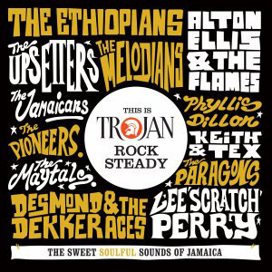 Foto von This Is Trojan Rock Steady