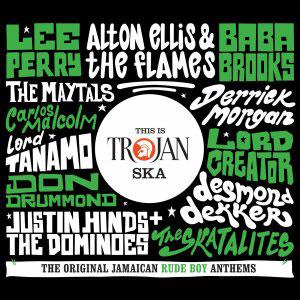 Cover von This Is Trojan Ska