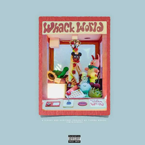 Cover von Whack World (ltd. clear vinyl)