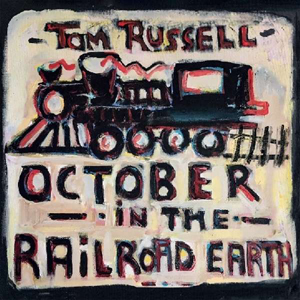Cover von October In The Railroad Earth