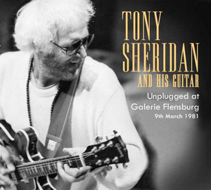 Foto von Tony Sheridan And His Guitar: Unplugged At Galerie Flensburg