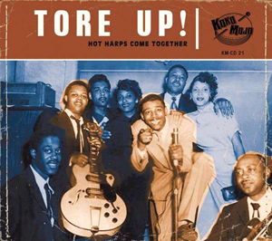 Cover von Tore Up! (Hot Harps Come Together)