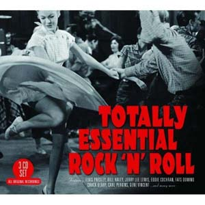 Cover von Totally Essential Rock'n'Roll
