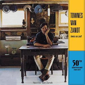 Cover von Townes Van Zandt (50th Anniversary)