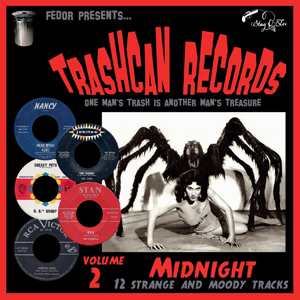 Foto von Trashcan Records Vol. 2: Midnight