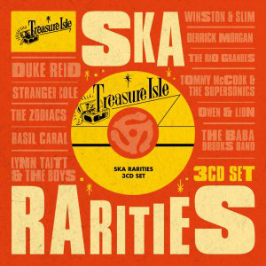Foto von Treasure Isle Ska Rarities