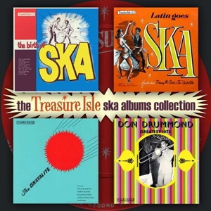 Foto von The Treasure Isle Ska Albums