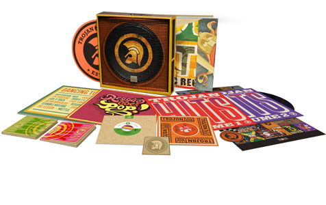 Foto von The Trojan Records 50th Anniversary Box Set