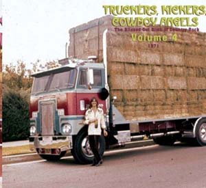 Foto von Truckers, Kickers, Cowboy Angels: The Blissed-Out Birth Of Country Rock  4: 1971