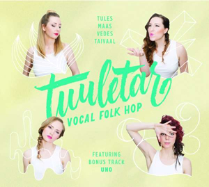 Cover von Tules Maas Vedes Taivaal (exp.)