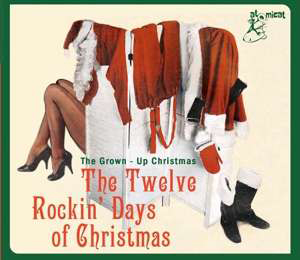 Foto von The Twelve Rockin' Days Of Christmas: The Grown-Up Christmas
