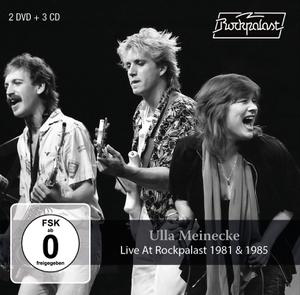 Cover von Live At Rockpalast 1981 & 1985
