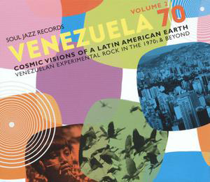 Cover von Venezuela 70 Vol. 2: Cosmic Visions Of A Latin American Earth