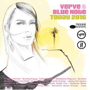 Cover von Verve & Blue Note Today 2016