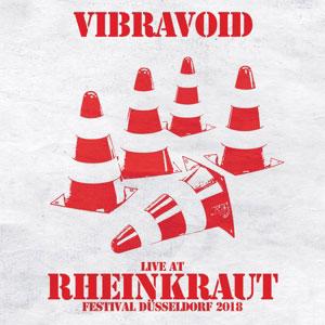 Foto von Live At Rheinkraut Festival Düsseldorf 2018 (ltd.)