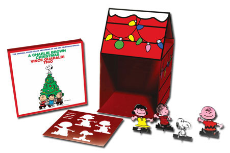 Cover von A Charlie Brown Christmas (Snoopy Doghouse Edition)