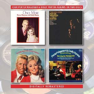 Foto von Four Porter Wagoner & Dolly Parton Albums On Two Discs (rem.)