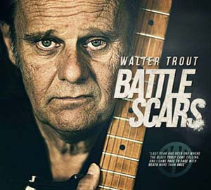 Cover von Battle Scars