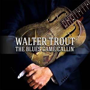 Cover von The Blues Came Callin'