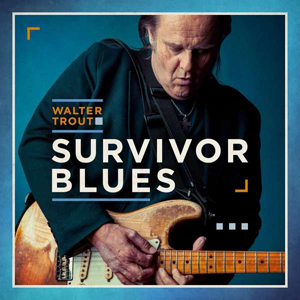Cover von Survivor Blues (ltd. orange vinyl)