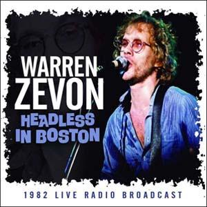 Foto von Headless In Boston (1982 Live Radio Broadcast)
