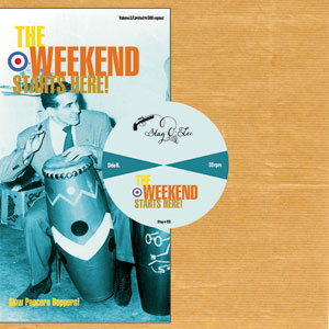 Foto von The Weekend Starts Here Vol. 2: Slow Popcorn Boppers (ltd.)