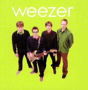Cover von Weezer (Green Album)