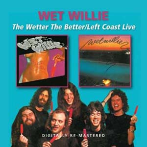 Foto von Wetter The Better/Left Coast Live