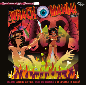 Cover von Whack-O-Mania (ltd.)