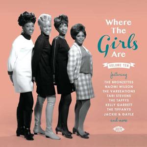 Foto von Where The Girls Are Vol. 10