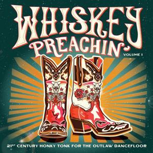 Cover von Whiskey Preachin' Vol. 1