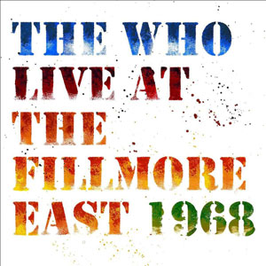 Foto von Live At The Fillmore East 1968 (50th Anniversary Edition)