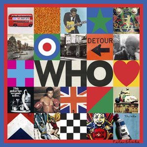 Foto von WHO (ltd. vinyl edition)