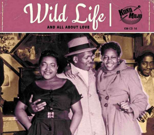 Cover von Wild Life (And All About Love)