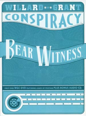 Cover von Bear Witness