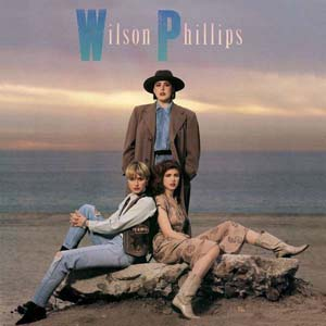 Cover von Wilson Phillips (expanded)