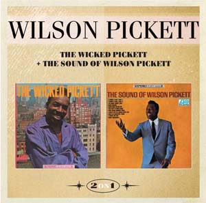 Foto von The Wicked Pickett & The Sound Of Pickett (rem.& exp.)