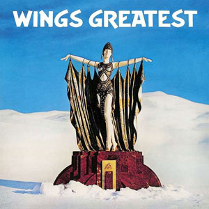Cover von Wings Greatest (rem.)