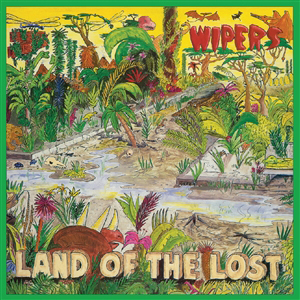 Cover von Land Of The Lost (ltd. col. vinyl)