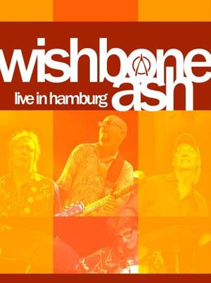 Cover von Live In Hamburg