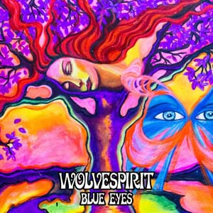 Foto von Blue Eyes (ltd. light blue vinyl)